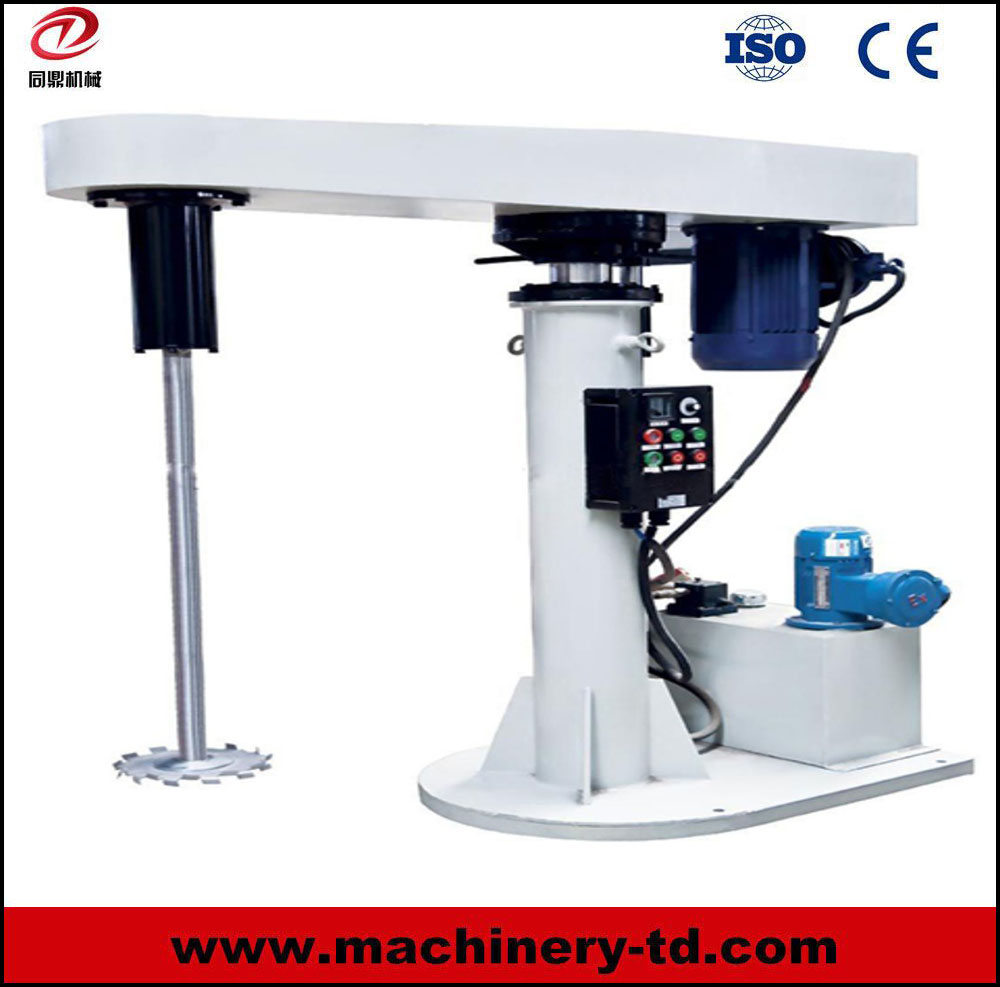 L62915 TDEM-1500 Automatic Wet Latex Paints Mixer Machine