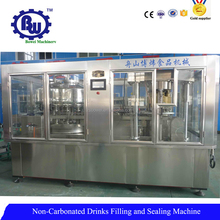 Filling and Sealing Beverage Can Machine