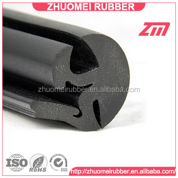Boat window gasket windshield rubber seals
