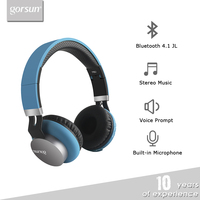 Over Ear Headband Noise Cancelling Wireless