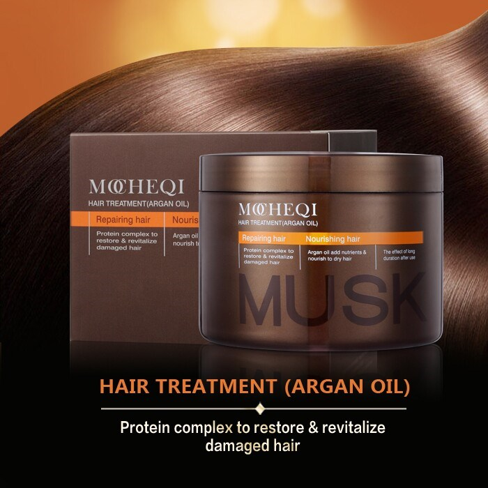 Nourishing & Repairing Hair Mask Set/cream hair mask/damaged hair treatment