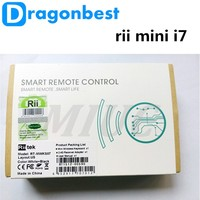Rii Mini I8 new Rii mini I7 Keyboard air mouse for android/Linux/win dows OS TV BOX