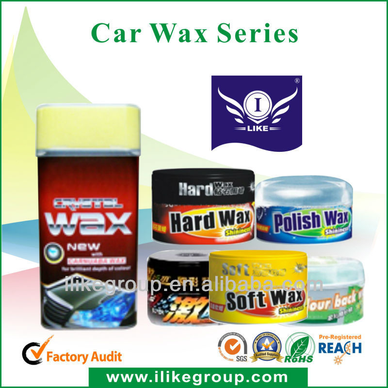 I-Like Brand Car care products ( exterior & interior series )