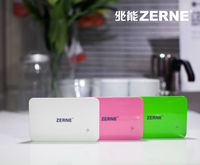 recharge 1000times Super Slim Power Bank