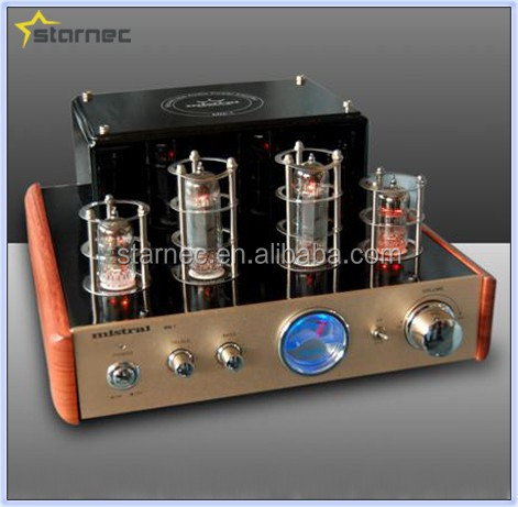 2014 New Product Bluetooth Amplifier Tube MM-1B hifi tube amplifiers tube stereo amplifier kit.
