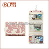 lowest price high quality pvc cosmetic bag metallic lamination shopping bag