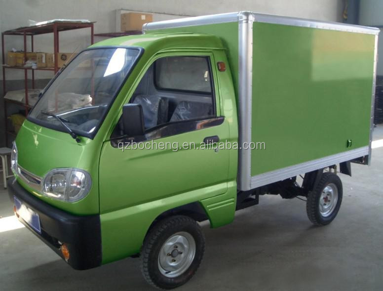 electric commercial trucks and vans