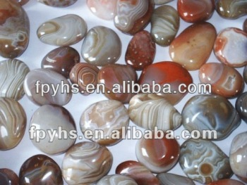 Natural Polished Chinese Agate