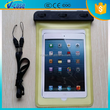 Pvc waterproof bag case waterproof pouch dry bag for Tablet PC for ipad 1/2/3/4