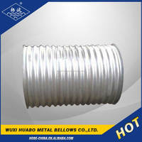 Yangbo large diameter corrugated steel pipe