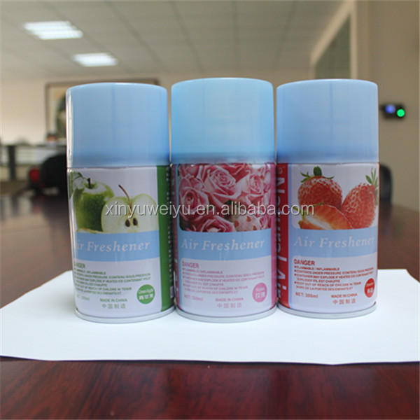 China supplier air fresher deodorizer perfume for aerosol dispenser
