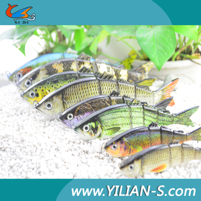 The newest fashionable fishing jackall lures