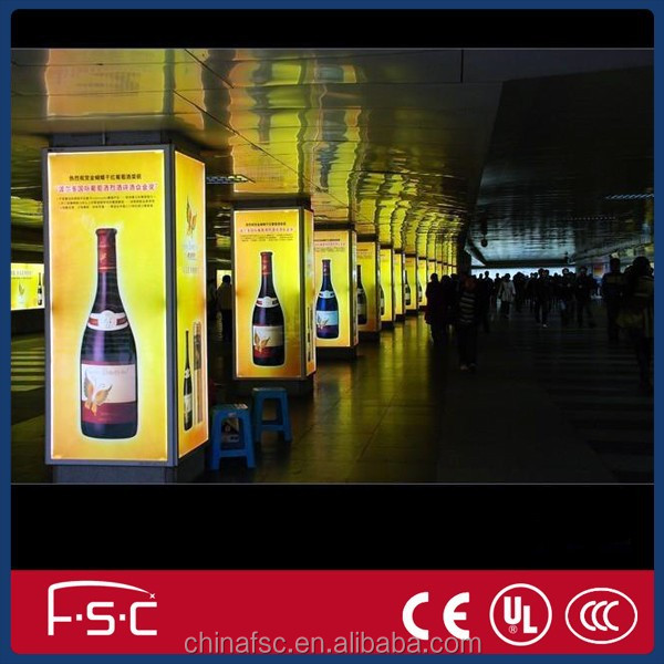 LED advertising board outdoor