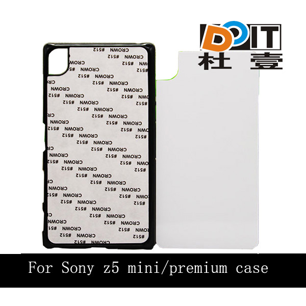 Printed case for sony z5,for sony xperia z5 compact sublimation case
