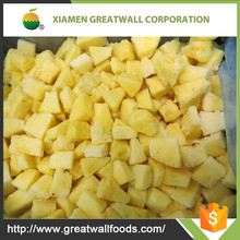 wholesale frozen pineapple fruit
