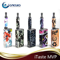 New Arrival Variable voltage iTaste MVP V2.0 2600mAh the best quality i taste mvp