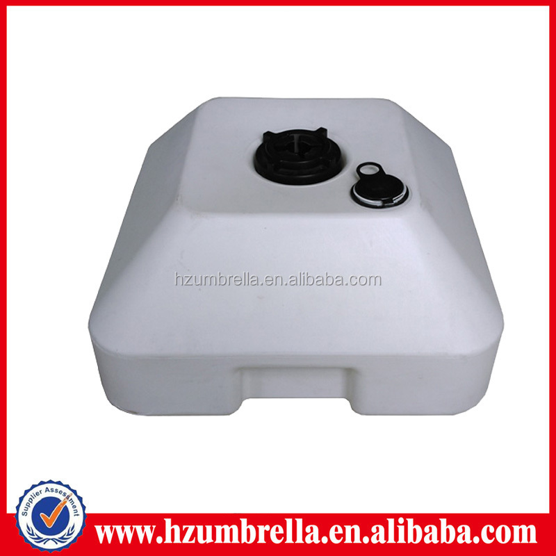 25L beach umbrella base parts, umbrella components