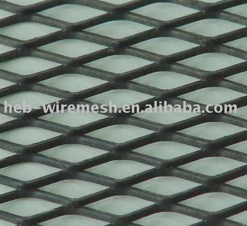 Galvanized Expanded Metal Sheet Anping Factory
