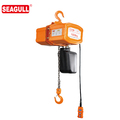HHXG3 500kg-5ton CE three phase electric chain hoist for warehouse use