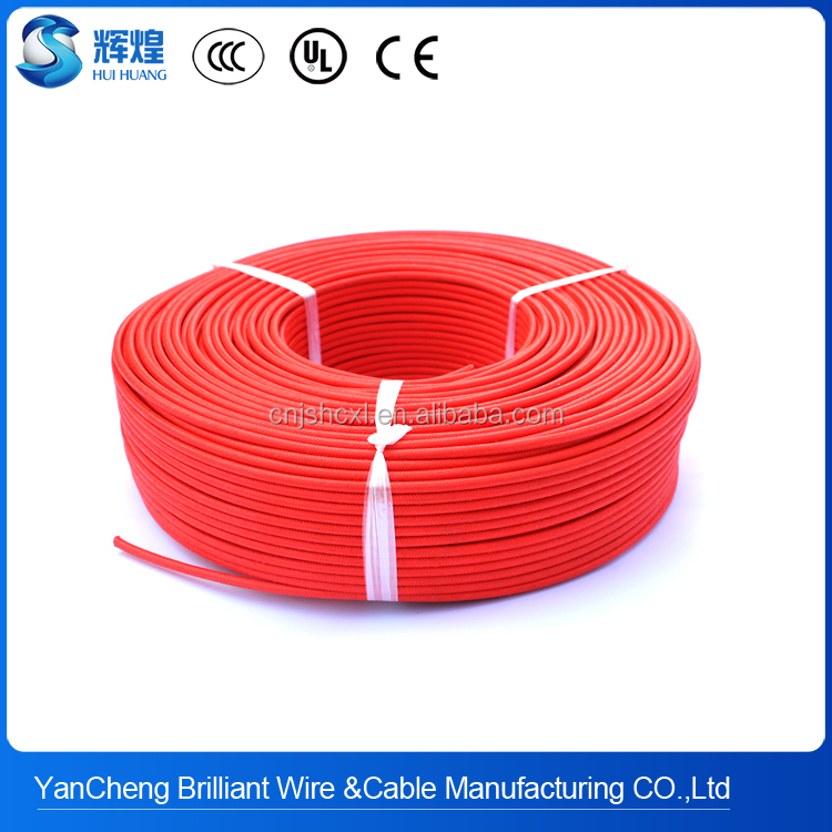 350C Fiberglass insulated Wire resistance to abrasion high temperature wire
