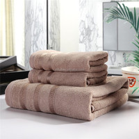 fancy bench bamboo dobby bath towels
