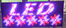 High quality remote programmable LED sign LED display panel LED scrolling sign display
