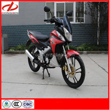 2014 New Style High Quality Gasoline Chongqing 150cc Run/Race Motorcycle