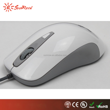 Professional high-tech mouse computer 1600 cpi wired mice