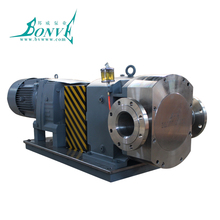 Reliable quality rotary lobe sludge pumps
