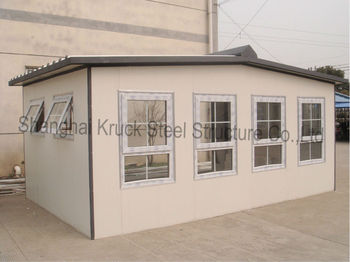 ISO&CE portable house