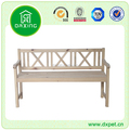 Wooden hot sale new design wooden folding bench