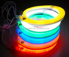 Flex LED Neon Rope Light Holiday Decorative Lighting Flexible Cool Illuminated LED Neon Rope Tube Light