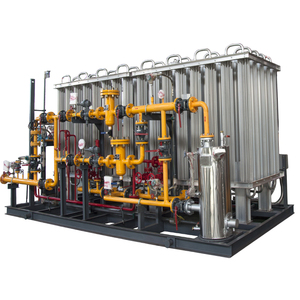 Manufacturer of LNG Gas Filling Station from China