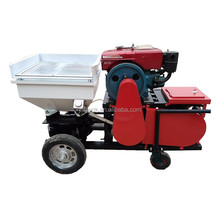 High Flow Concrete cement mortar spraying machine for sale