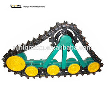steel crawler track 65Mn material track chain farm tractor undercarriage track chassis