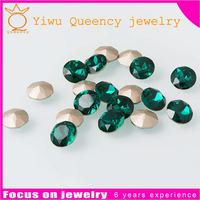 clear opal beads for brooch high quality