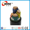 high quality China copper conductor PVC insulated and sheathing VV electrical power cable for construction