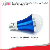 Professional Manufacturer smart rgb led bulb light color changing dimmable