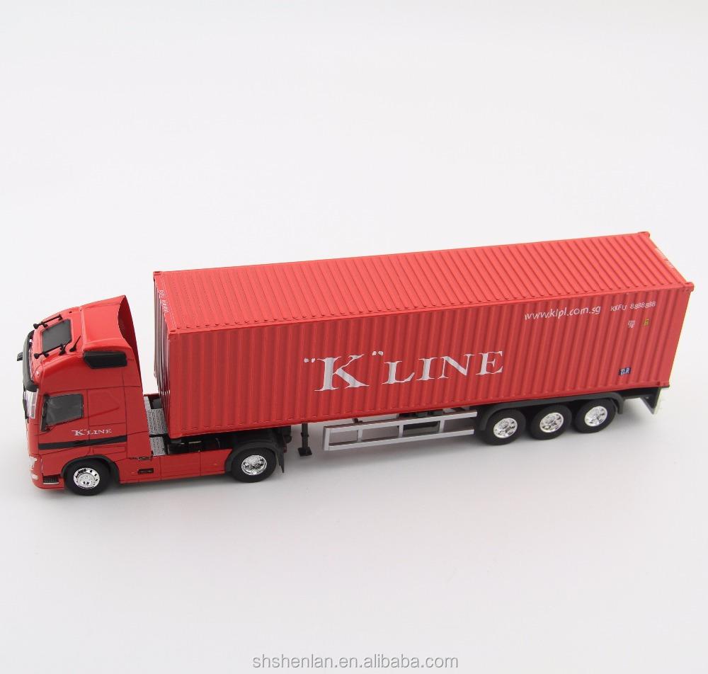 Kline volvo truck model scale 1 50 30 7x6 4x9cm