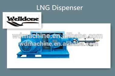 Fuel dispenser Industrial gas cylinder lpg gas pump LPG Dispenser