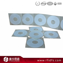 13.56MHz Passive RFID Adhesive Label NFC Sticker Roll