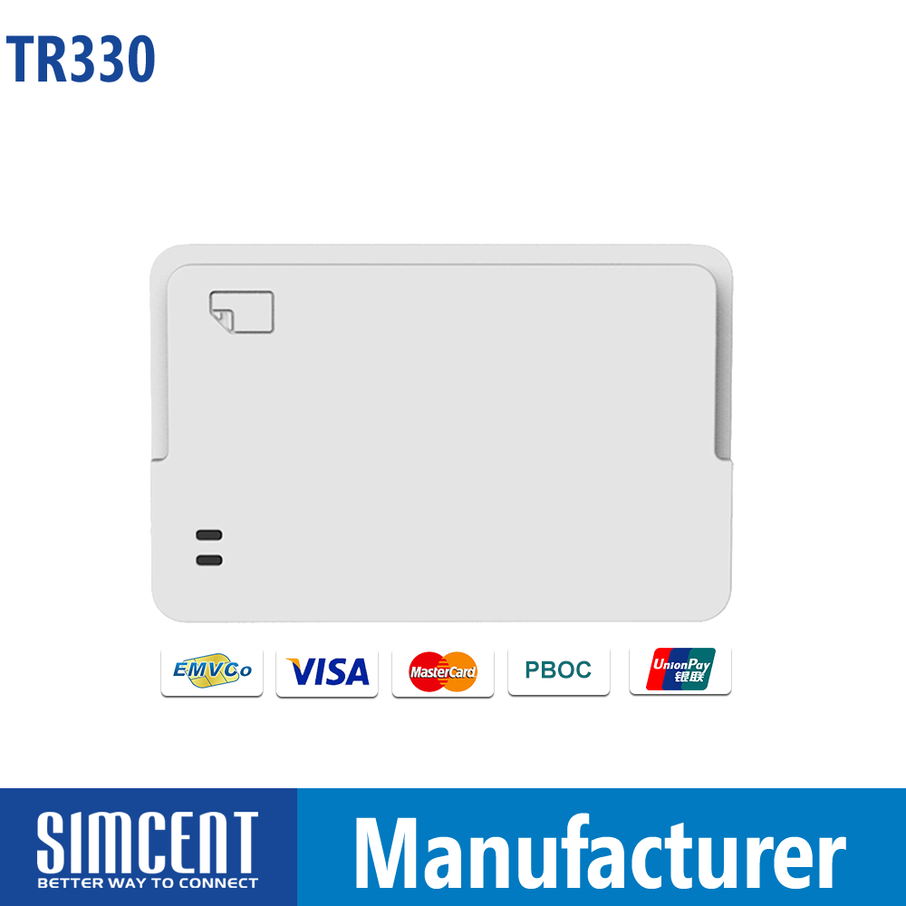 Mobile Phone Smart Card Reader EMV Card
