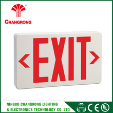 emergency exit sign board, led emergency exit light, fire exit sign led