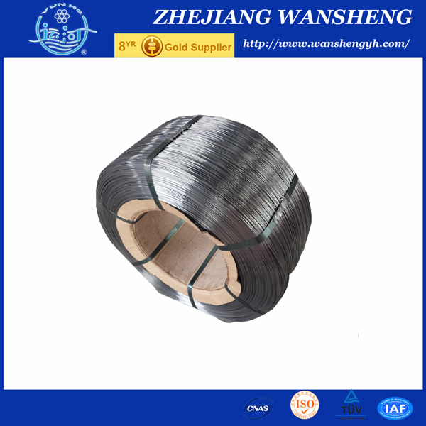 Zinc-5% Aluminum-mixed mischmetal alloy-coated steel wire strand