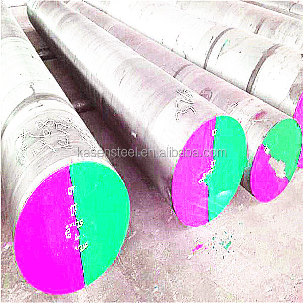 Forged AISI SAE DIN42CrMo4 ASTM4140 Alloy Steel Round Bar