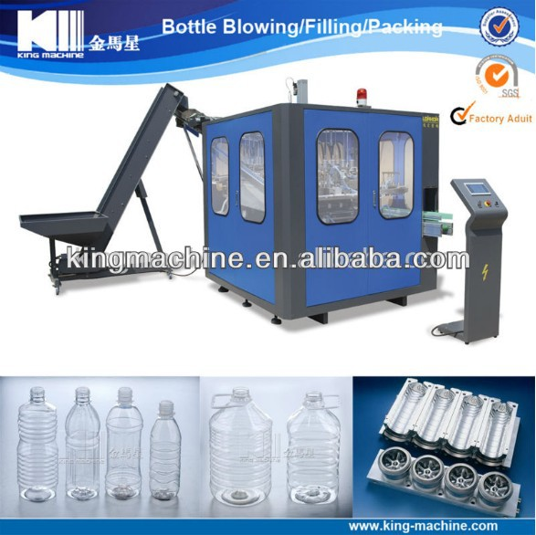 5 gallon bottle blowing machine manufacturer