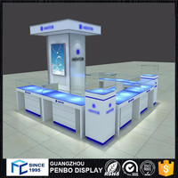 charging mobile phone kiosk for cell phone showcase display