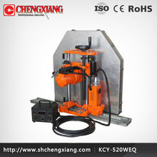 520mm electric concrete wall saw and coring machine