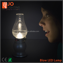 Nice design gas blow lamp reading Table Lamp Led