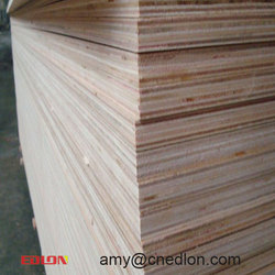 Australia Market Natural Poplar Wood Plain Plywood With Good Surface